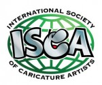 Paul Vale member of International Society of Caricature Artists